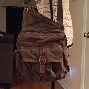 Fossil Bags - Fossil travel bag